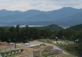 양수리공원묘지 by 해담장묘산업