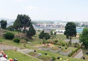 일산공원묘지 by 해담장묘산업