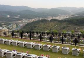 분당공원묘지 by 해담장묘산업