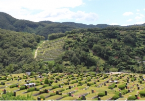 용인공원묘지 by 해담장묘산업