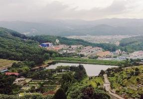 광주 매산공원묘지 by 해담장묘산업